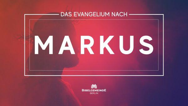 31 - Wie Jesus: Bleibe unbeirrt im Dienst! (1) Image