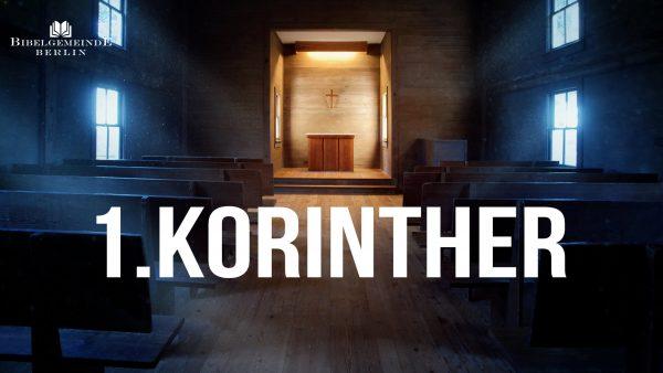 1. Kor. 12,27-31 - Vier Schritte zu einem einheitlichen Einsatz der Gaben, damit die Gemeinde ihren Fokus behält Image
